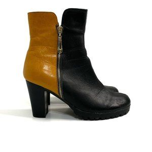 Vera Gomma - Made in Italy - Colorblock Boots